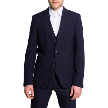 Kleidung Herren Jacken / Blazers Antony Morato MMJS00001-FA650244 Blu