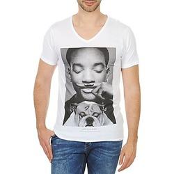 Kleidung Herren T-Shirts Eleven Paris WOLY M Weiss