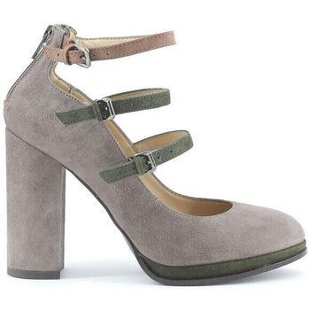 Schuhe Damen Ballerinas Made In Italia - filomena Grau