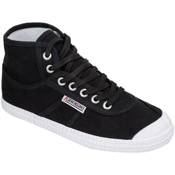 Schuhe Herren Sneaker High Kawasaki FOOTWEAR - Original basic boot - black Schwarz