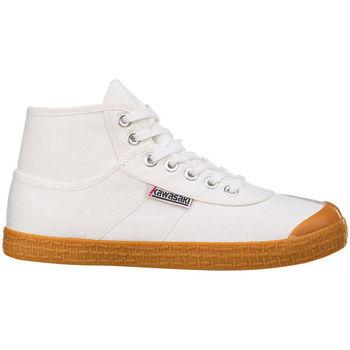 Schuhe Herren Sneaker High Kawasaki FOOTWEAR - Original pure boot - white Weiss