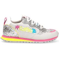 Schuhe Kinder Sneaker Low Liu Jo - Sneaker argento WONDER 10 ARGENTO