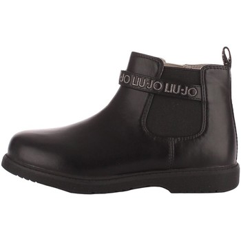 Schuhe Mädchen Low Boots Liu Jo - Beatles nero PAT 523 NERO