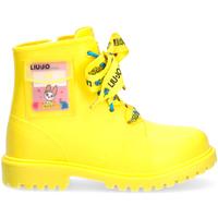 Schuhe Kinder Boots Liu Jo - Stivale pioggia giallo RAINBOOT 1 GIALLO