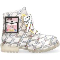 Schuhe Kinder Boots Liu Jo - Stivale pioggia trasparente RAINBOOT 1 TRASPARENTE