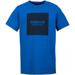 Kleidung Herren T-Shirts Barbour - T-shirt blu MTS0540-BL54 BLU