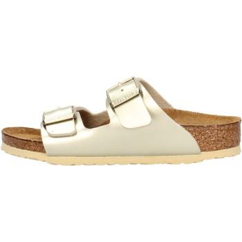 Schuhe Kinder Pantoffel Birkenstock - Arizona oro 1014841 ORO