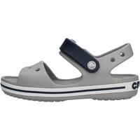 Schuhe Jungen Sandalen / Sandaletten Crocs - Crocband sand k grigio 12856-O1U FUXIA