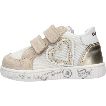 Schuhe Jungen Sneaker Low Balducci - Polacchino beige/oro MSP3654B BEIGE