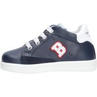 Schuhe Jungen Sneaker Low Balducci - Polacchino blu MSP3700L BLU