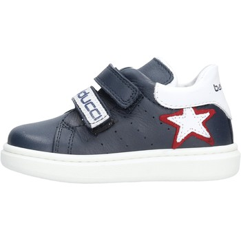 Schuhe Jungen Sneaker Low Balducci - Polacchino blu MSP3600B BLU