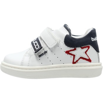 Schuhe Jungen Sneaker Low Balducci - Polacchino bianco MSP3600L BIANCO