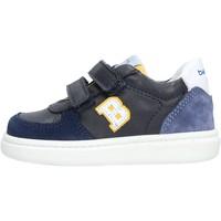 Schuhe Jungen Sneaker Low Balducci - Polacchino blu MSP3601L BLU