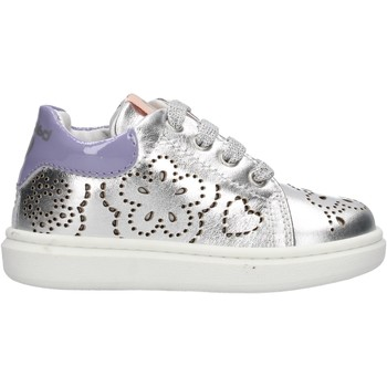 Schuhe Jungen Sneaker Low Balducci - Polacchino argento MSP3606A ARGENTO