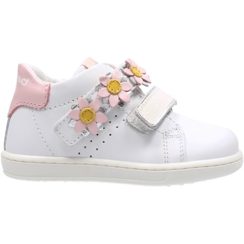 Schuhe Jungen Sneaker Low Balducci - Polacchino bianco CITA4501B BIANCO