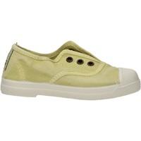 Schuhe Jungen Sneaker Low Natural World - Scarpa elast verde 470E-675 VERDE