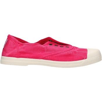 Schuhe Jungen Sneaker Low Natural World - Sneaker fuxia 102E-612 FUXIA