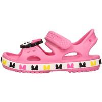 Schuhe Kinder Sandalen / Sandaletten Crocs - Disney minnie rosa 206170-669 ROSA