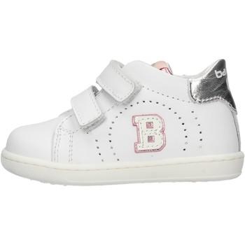 Schuhe Kinder Sneaker Low Balducci - Polacchino bianco CITA4500 BIANCO