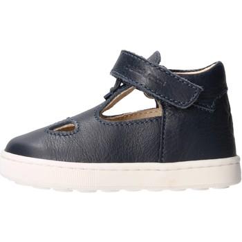 Schuhe Kinder Derby-Schuhe Balducci - Occhio di bue blu CITA4602 BLU