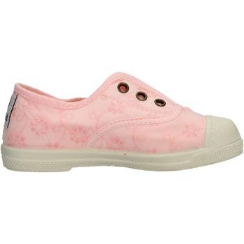 Schuhe Kinder Tennisschuhe Natural World - Slip on  rosa 474-541 ROSA