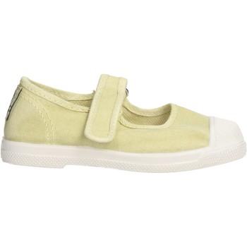 Schuhe Mädchen Sneaker Natural World - Ballerina verde 476E-675 VERDE