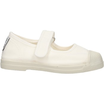 Schuhe Mädchen Sneaker Natural World - Ballerina bianco 476-505 BIANCO