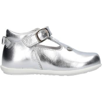 Schuhe Kinder Derby-Schuhe Balducci - Occhio di bue argento CITA4407 ARGENTO