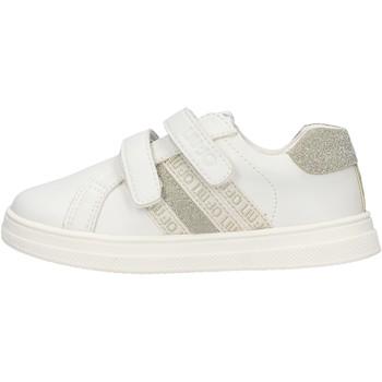 Schuhe Jungen Sneaker Low Liu Jo - Sneaker bianco MINI ALICIA 305 BIANCO