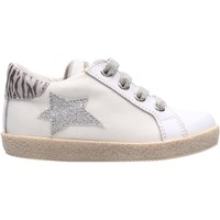 Schuhe Jungen Sneaker Low Falcotto - Sneaker bianco ASPASIA-1N02 BIANCO
