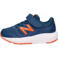 Schuhe Jungen Sneaker Low New Balance - It570 blu IT570BO2 BLU