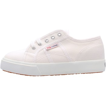 Schuhe Jungen Sneaker Low Superga - 2730 bianco S00DDX0 2730 901 BIANCO