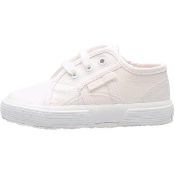 Schuhe Jungen Sneaker Low Superga - 2750 lameb bianco S0028T0 2750 956 BIANCO