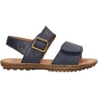 Schuhe Jungen Sandalen / Sandaletten Naturino - Sandalo blu KENNY-0C02 BLU