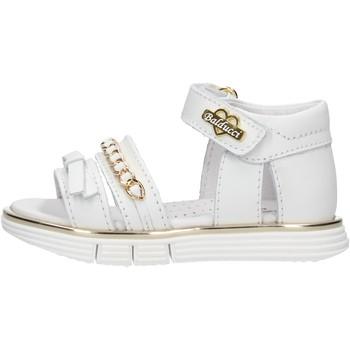 Schuhe Mädchen Sandalen / Sandaletten Balducci - Sandalo bianco CITA 4752 BIANCO