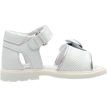 Schuhe Mädchen Sandalen / Sandaletten Balducci - Sandalo bianco CITA 4704 BIANCO