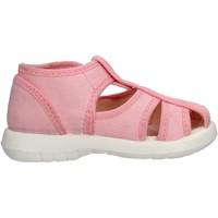 Schuhe Mädchen Sandalen / Sandaletten Balducci - Sandalo rosa CITA 4650 ROSA