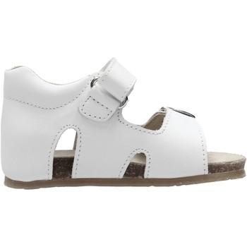 Schuhe Jungen Sandalen / Sandaletten Falcotto - Sandalo bianco BEA-0N01 BIANCO