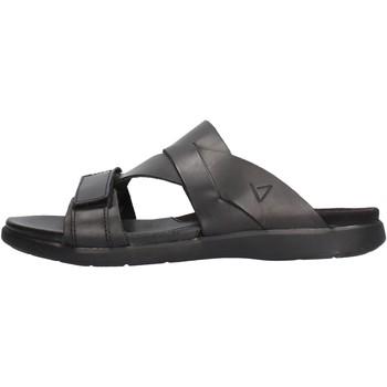 Schuhe Herren Sandalen / Sandaletten Valleverde - Ciabatta  nero 36900 NERO