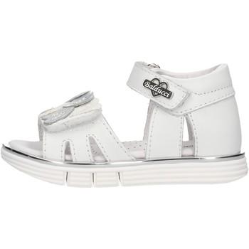 Schuhe Mädchen Sandalen / Sandaletten Balducci - Sandalo bianco CITA 4751 BIANCO