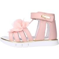 Schuhe Mädchen Sandalen / Sandaletten Balducci - Sandalo rosa CITA 4757 ROSA