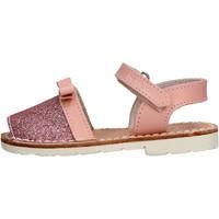 Schuhe Mädchen Sandalen / Sandaletten Balducci - Sandalo rosa CITA 4451 ROSA