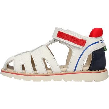 Schuhe Jungen Sandalen / Sandaletten Balducci - Sandalo bianco CITA 4351 BIANCO