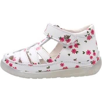 Schuhe Jungen Sneaker Falcotto - Gabbietta bianco NAPA VL-0N01 BIANCO