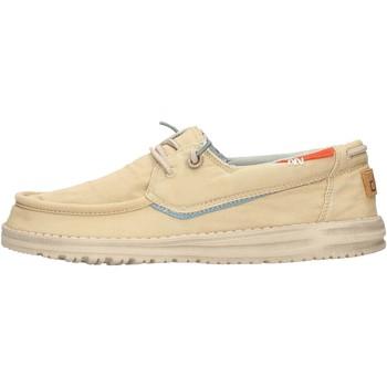 Schuhe Herren Sneaker Hey Dude - Sneaker beige WELSH 8340 BEIGE