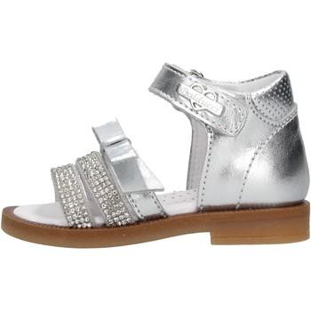 Schuhe Jungen Sandalen / Sandaletten Balducci - Sandalo argento CITA4802 ARGENTO