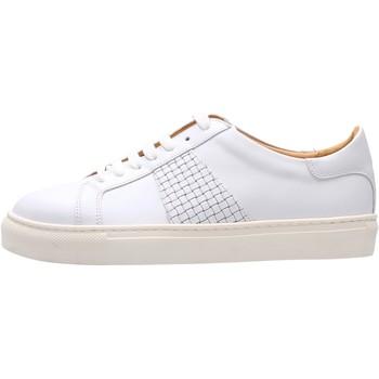 Schuhe Herren Sneaker Low Soldini - Sneaker bianco 22309-6-VF2 BIANCO