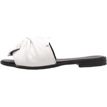 Schuhe Damen Pantoffel Bueno Shoes - Ciabatta  bianco WN5040 BIANCO