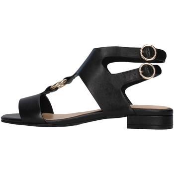 Schuhe Damen Sandalen / Sandaletten Apepazza S1PETIT19/LEA SCHWARZ