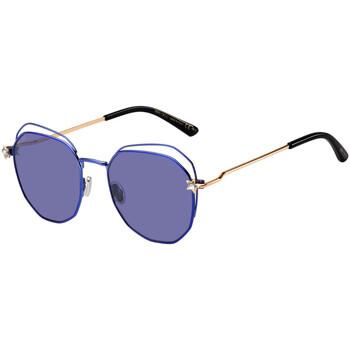 Uhren & Schmuck Damen Sonnenbrillen Jimmy Choo  Violett